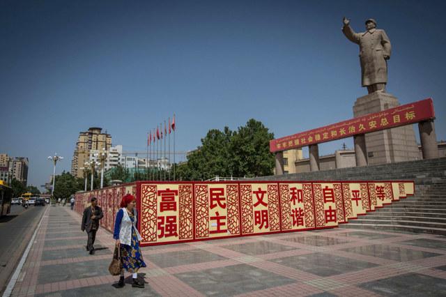 Storie di uiguri che spariscono nei centri di rieducazione