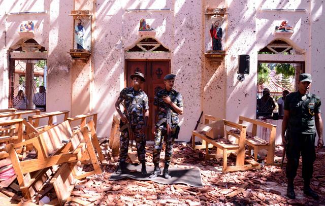 Il silenzio dei responsabili degli attentati in Sri Lanka