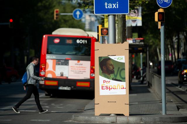L'estrema destra all'attacco nelle elezioni spagnole
