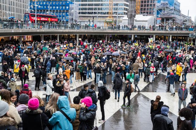 In Svezia la questione climatica entra nel dibattito elettor