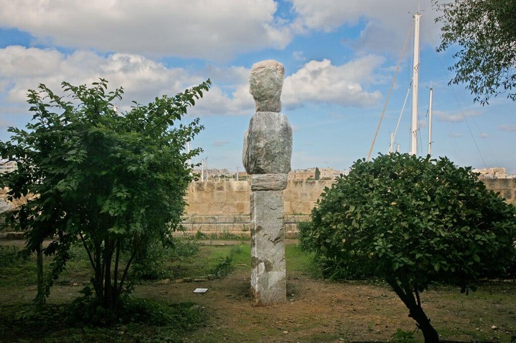 Ugo Rondinone, The Radiant, 2018. - Patrick Fenech, Courtesy Malta International Contemporary Art Space (MICAS)