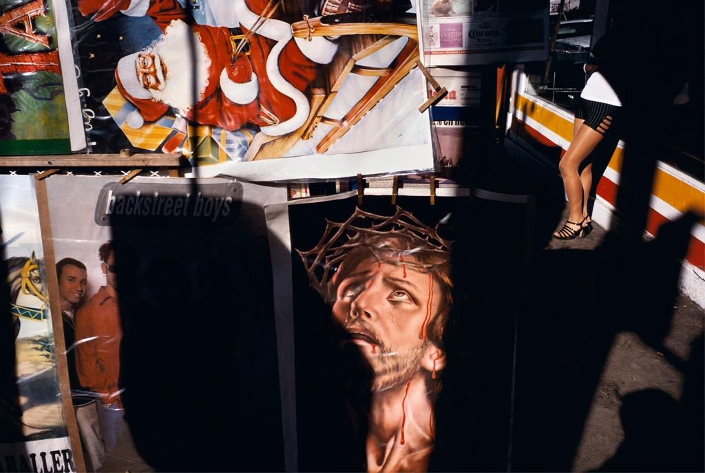 Tijuana, Messico, 1999. - Alex Webb, Magnum/Contrasto