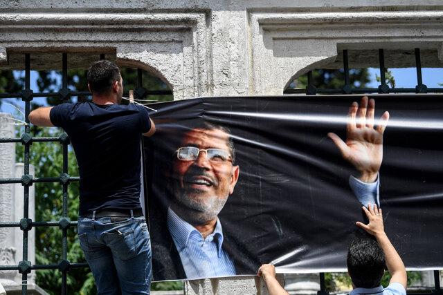 La lenta esecuzione di Mohamed Morsi