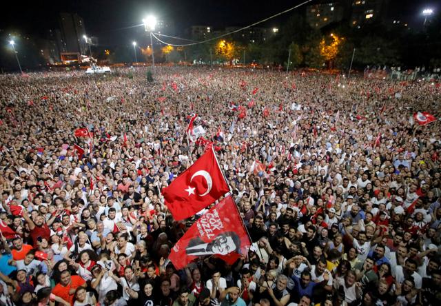 A Istanbul e altrove, la rivolta contro i populismi nasce nelle città