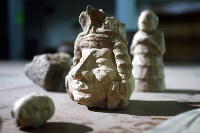 Baghdad chiede indietro i suoi tesori archeologici