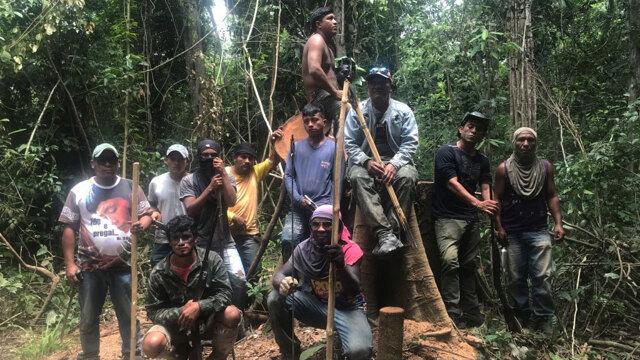 I guardiani dell'Amazzonia (Video)