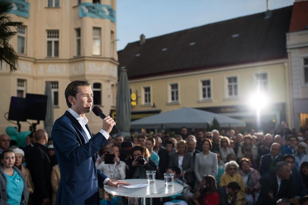 L'Austria incorona Kaiser Kurz Crolla l'ultradestra Fpoe