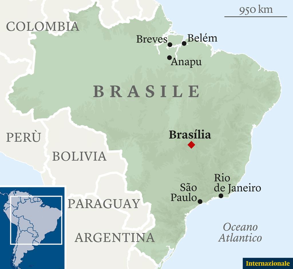 Coronavirus, continua la tragedia in Brasile: superata l'Italia per numero di vittime