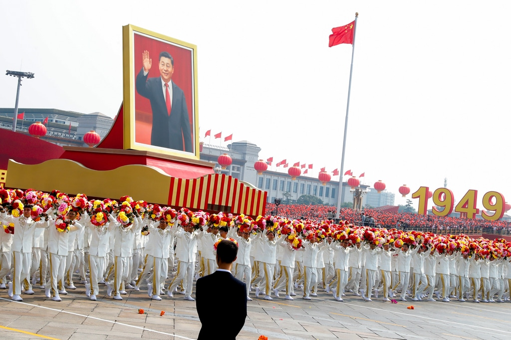 Dimostrazione di forza cinese: a Pechino organizzata la più grande parata militare