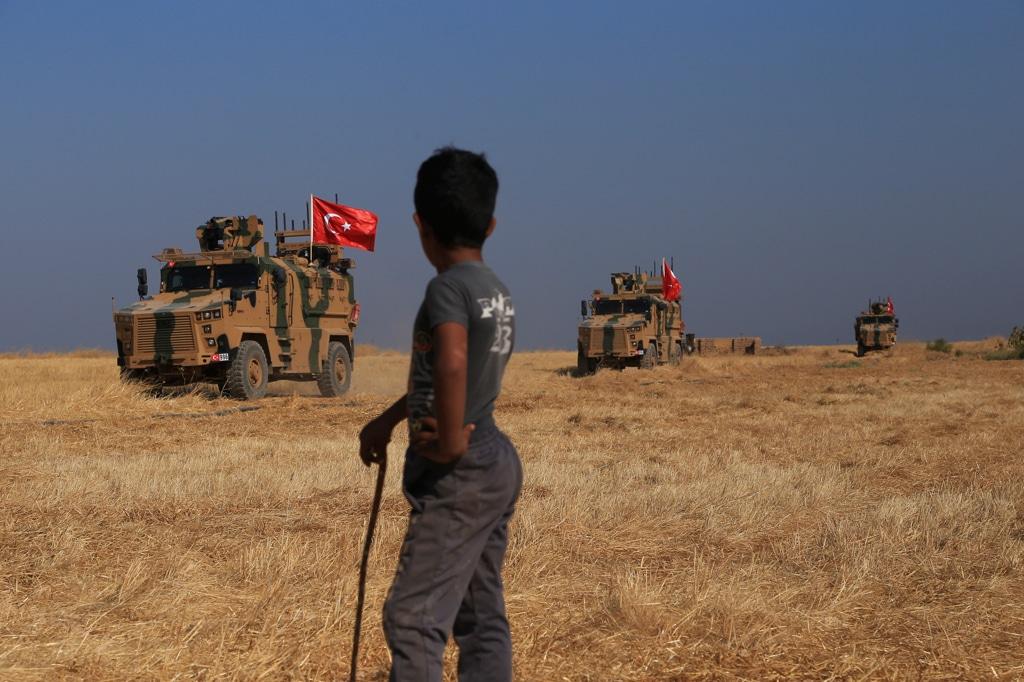 Guerra in Siria, Ankara: ucciso primo soldato turco. Pronta proposta sanzioni