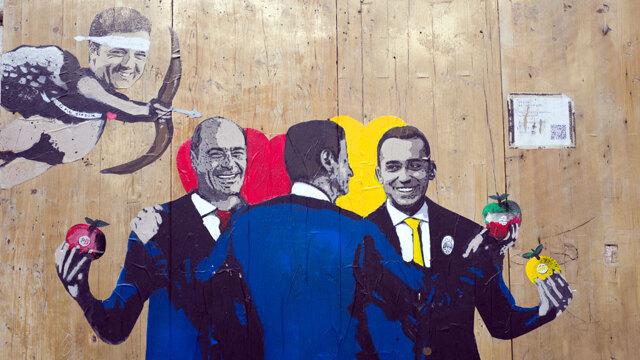 La nuova alleanza che governa l'Italia vista dai giornalisti