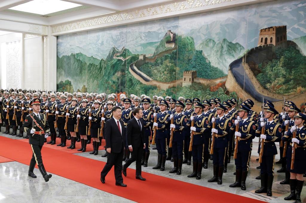 Clima, Macron e Xi firmeranno