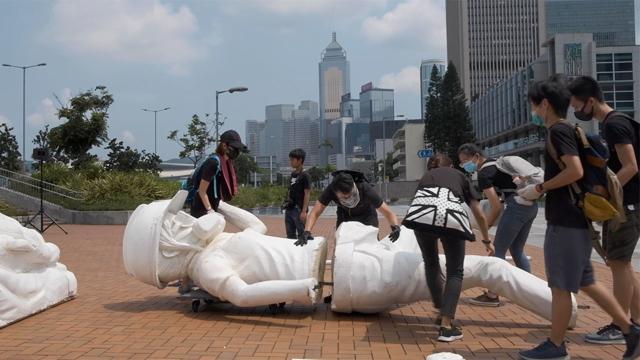 L'identità ribelle di Hong Kong