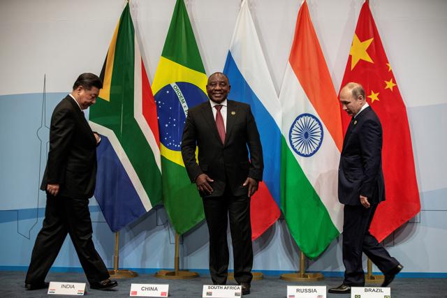 Il vertice dei paesi emergenti in Brasile non fa scalpore
