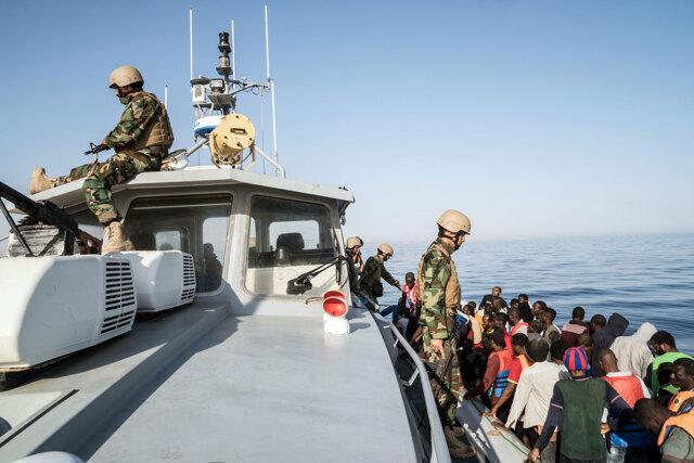 Qual è il ruolo dell'Italia nelle operazioni della guardia c