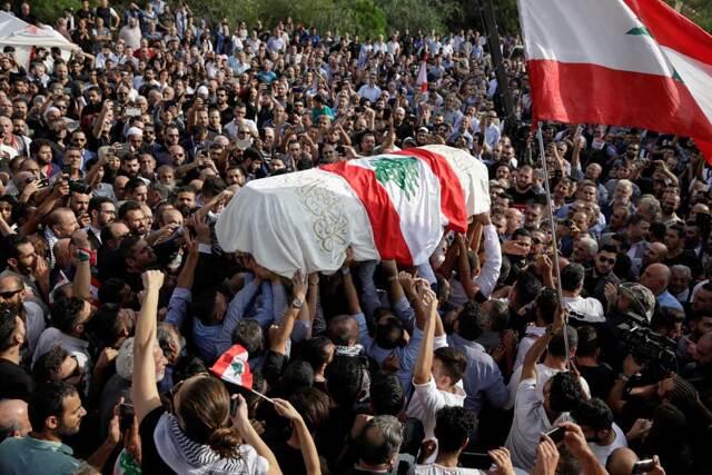 Il presidente libanese riaccende le rivolte