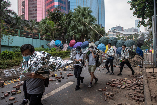 Pechino respinge ogni compromesso sulle proteste a Hong Kong