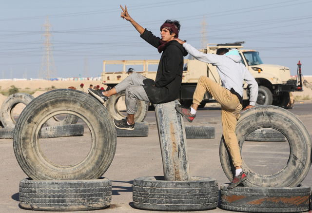 Le proteste irachene ottengono dei primi risultati