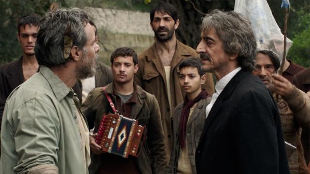 Mimmo Calopresti racconta una scena di Aspromonte – La terra