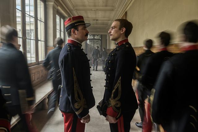 L'ufficiale e la spia e gli altri film del weekend
