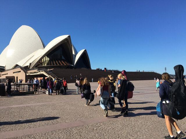 In Australia la fortuna ci vede benissimo