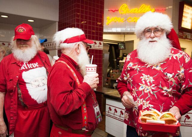 Babbi Natale.Babbo Natale In Crociera C Brian Smith Internazionale