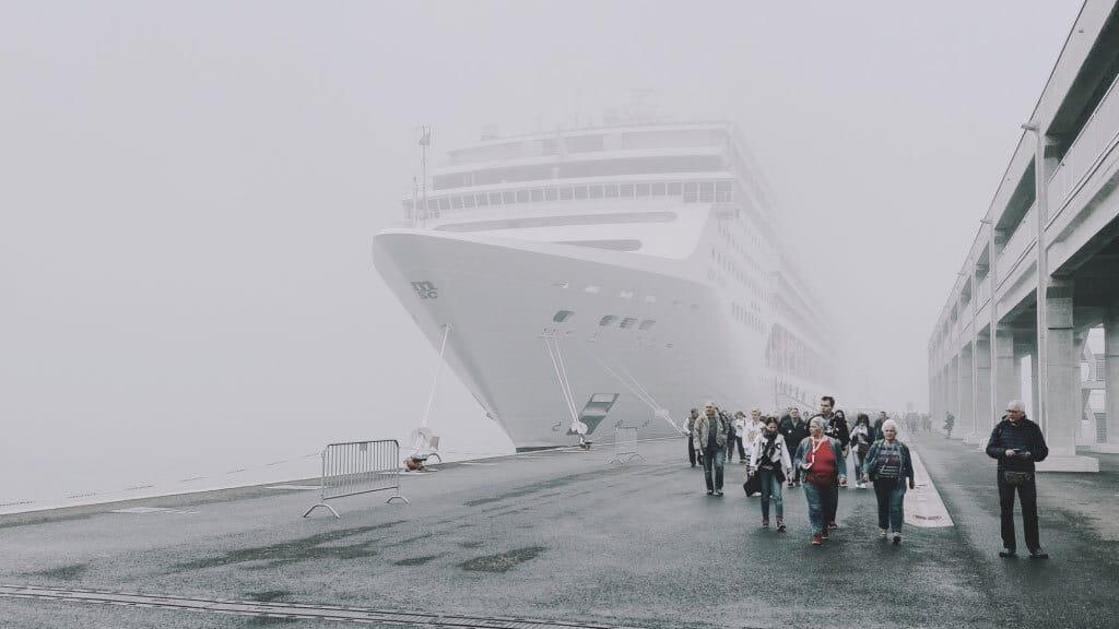 In porto a Zara, Croazia, novembre 2019. - Alessandro Calvi