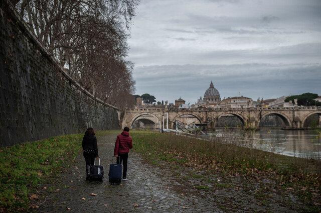 I nemici del popolo e la speculazione a Roma