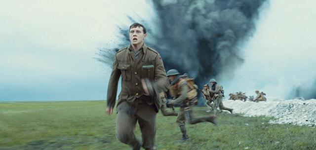 1917 e i film del weekend