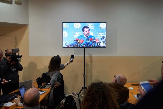 La spallata di Matteo Salvini contro il governo è fallita