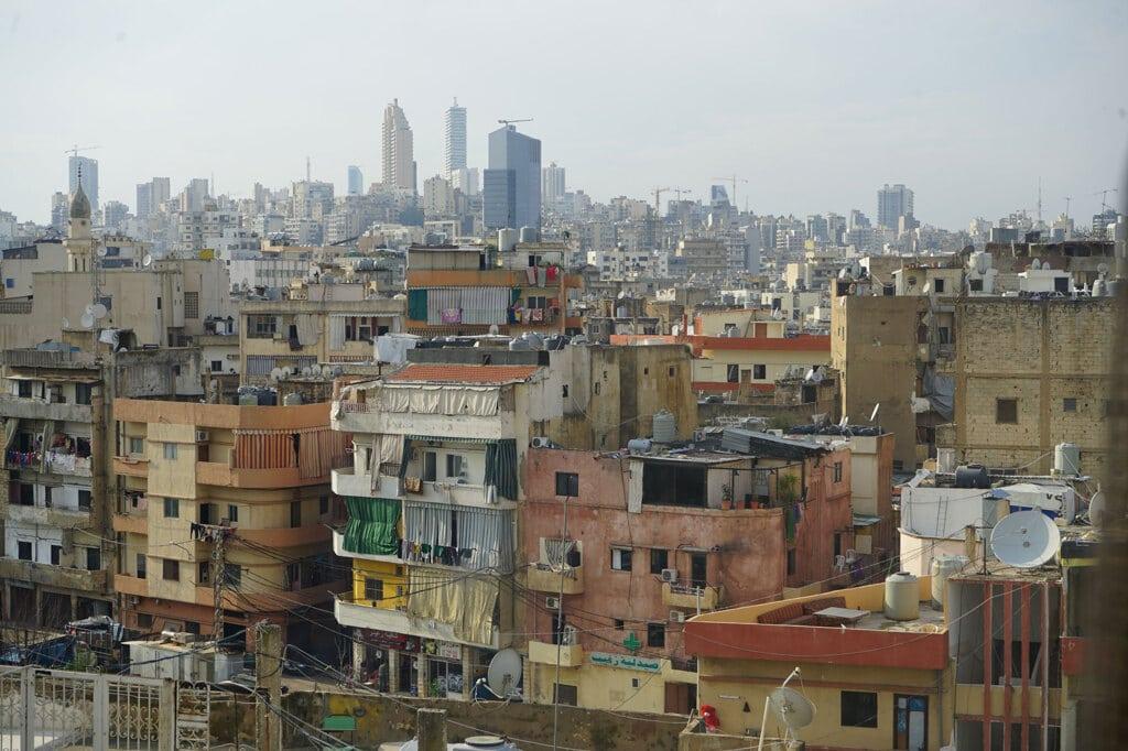 Beirut, Libano, 28 gennaio 2020. - Annalisa Camilli