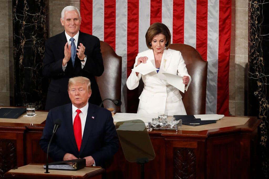 Nancy Pelosi e i democratici che odiano la democrazia