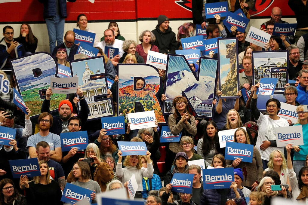 Usa 2020, primarie dem: Sanders trionfa nel New Hampshire