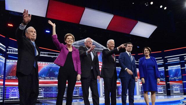 Due settimane decisive per le primarie democratiche