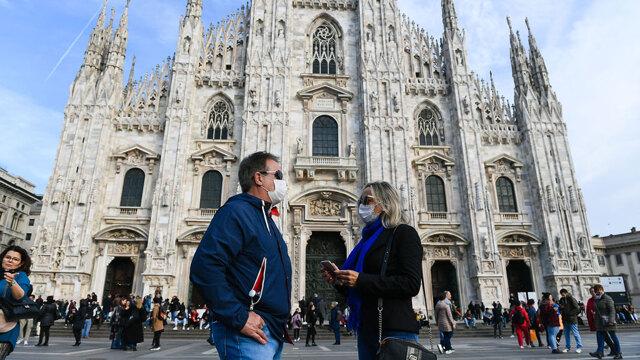 Milano e il pensiero del contagio