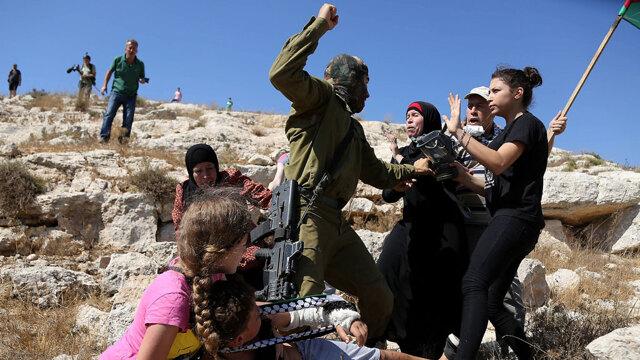 Il paese palestinese che non si arrende mai