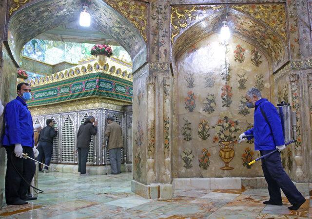 """L'Iran colpito dal coronavirus denuncia un """"complotto strani"""