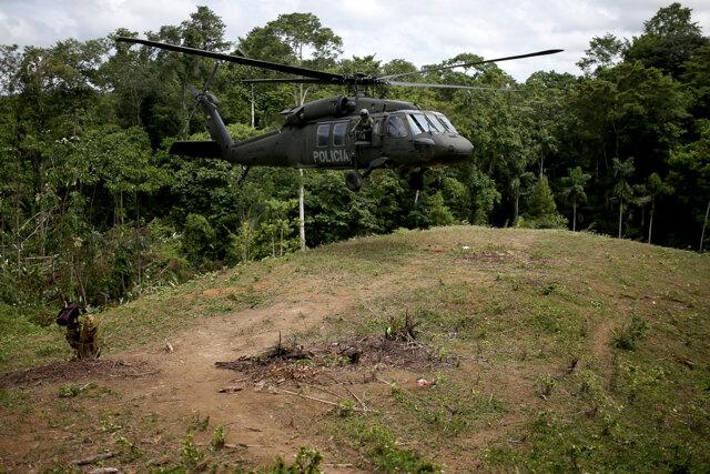 Doppia crisi in Colombia