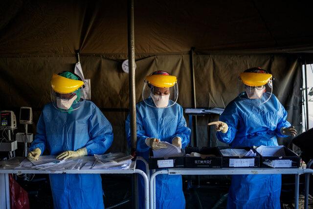 Quando medici e infermieri diventano veicolo di contagio