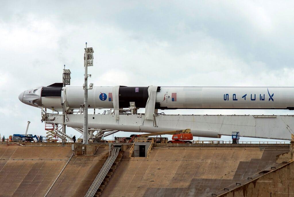 Oggi comincia una nuova era per i lanci nello spazio
