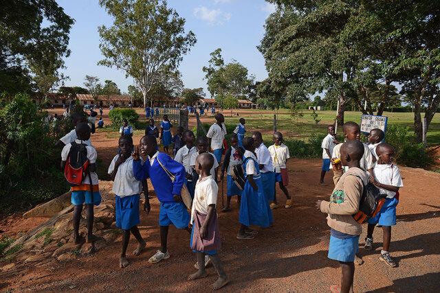 La scuola a distanza è impossibile per i ragazzi delle campa