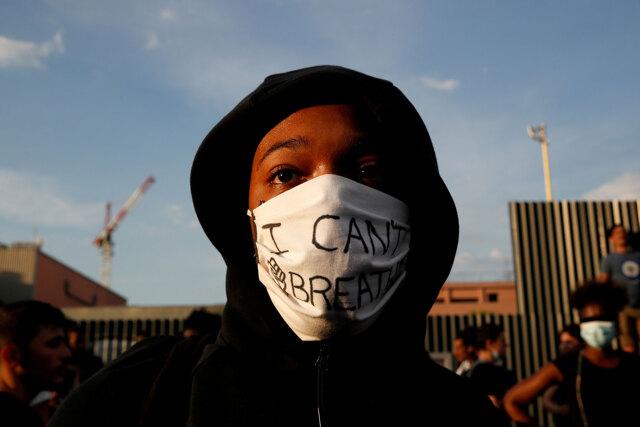 Le proteste statunitensi risuonano in tutto il mondo