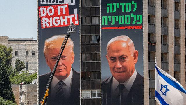Annettere la Cisgiordania non fa comodo a Netanyahu