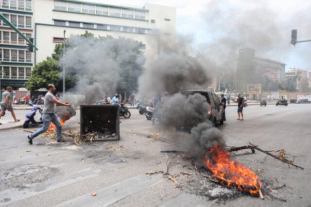 La crisi libanese fa sprofondare gli abitanti nella disperaz