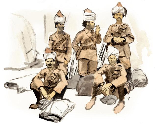 Quando la violenza coloniale tornò a casa