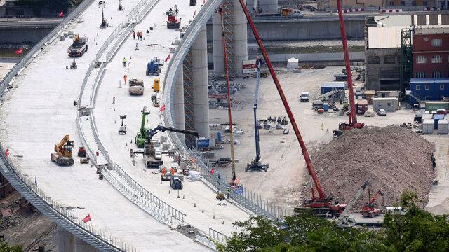 A che punto è il nuovo ponte di Genova e chi dovrà gestirlo
