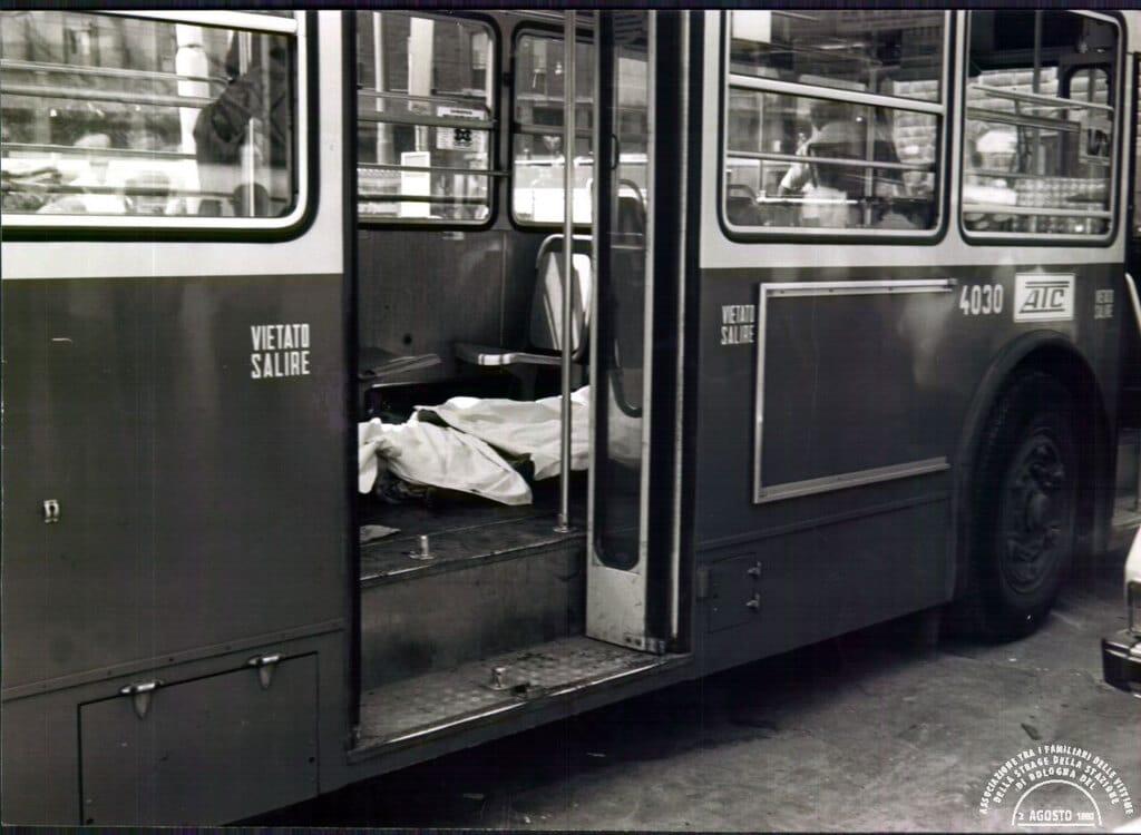 L'autobus 37, 2 agosto 1980. - Associazione 2 agosto 1980