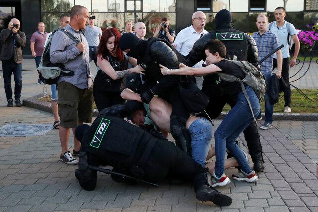 La lunga strada dell'opposizione bielorussa verso la democrazia