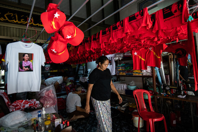 Il processo di pace birmano è pieno di ostacoli