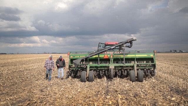 Le sofferenze degli agricoltori statunitensi